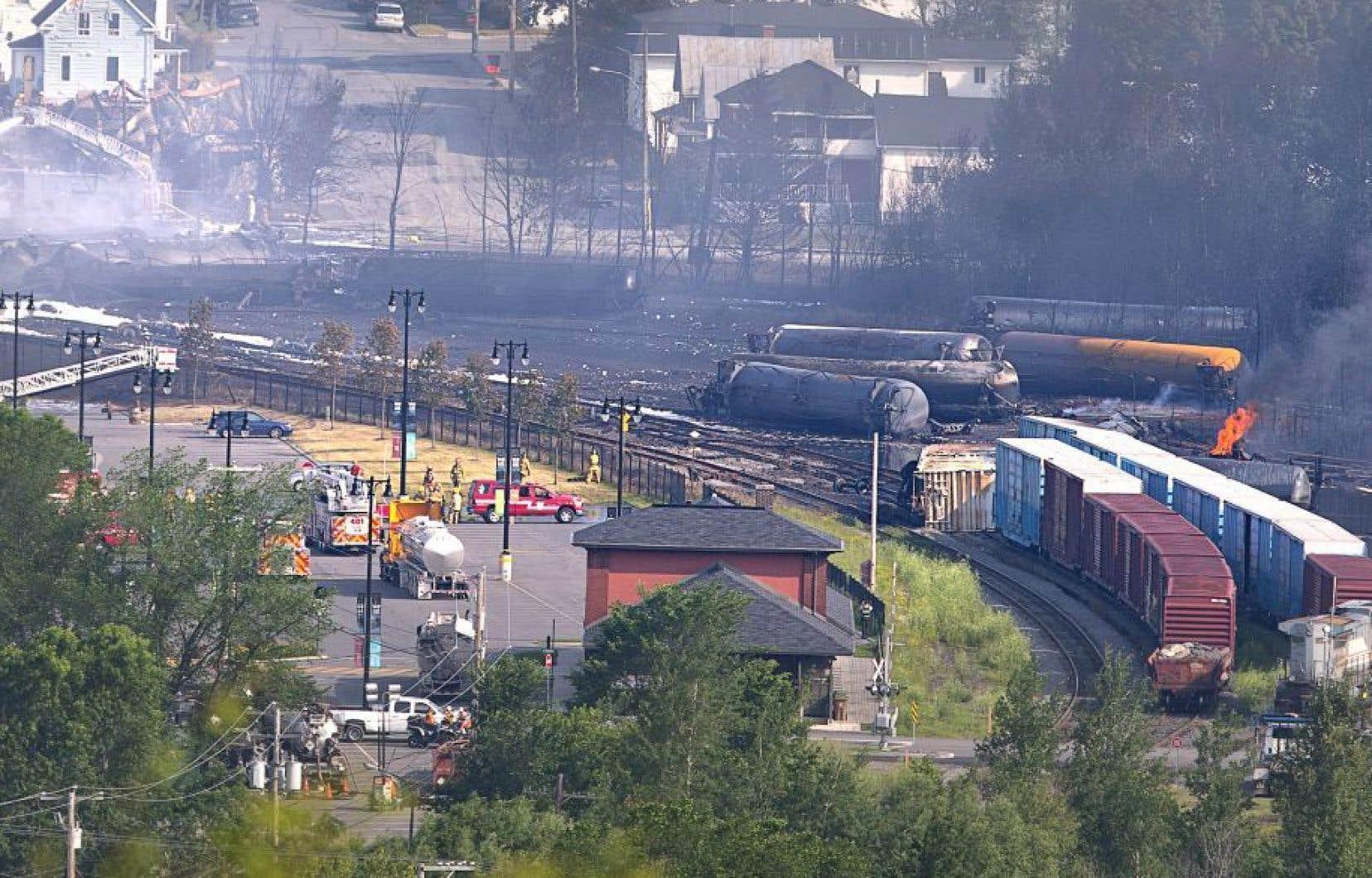 Depuis le drame à Lac-Mégantic, le ministère fédéral des Transports a mis en place plusieurs recommandations du Bureau de la sécurité des transports.