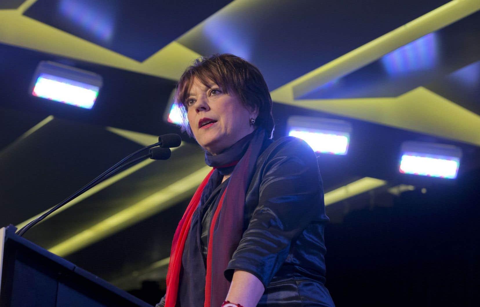La ministre Hélène David ne veut pas s'avancer quant à l'abolition ou non du Conseil supérieur de l'éducation puisque rien n'est encore décidé.