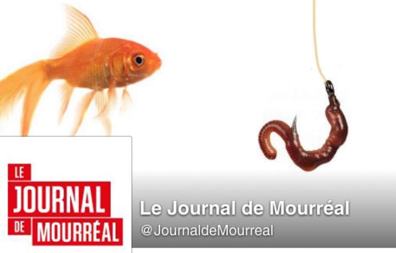 Média QMI a demandé au site satirique de cesser la diffusion — sur Facebook, sur le Web ou en version papier — de publications portant le nom «Journal de Mourréal».<br />