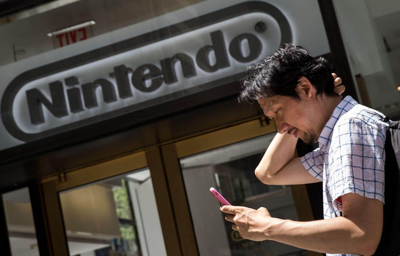Le titre du géant japonais est tombé à 23 220 yens à l'issue des échanges à la Bourse de Tokyo.