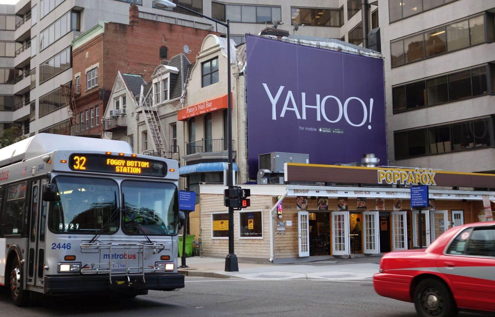 Ancien fleuron du Web, Yahoo! n'occupait plus en juin que la troisième place sur le marché des recherches en ligne depuis un ordinateur aux États-Unis.