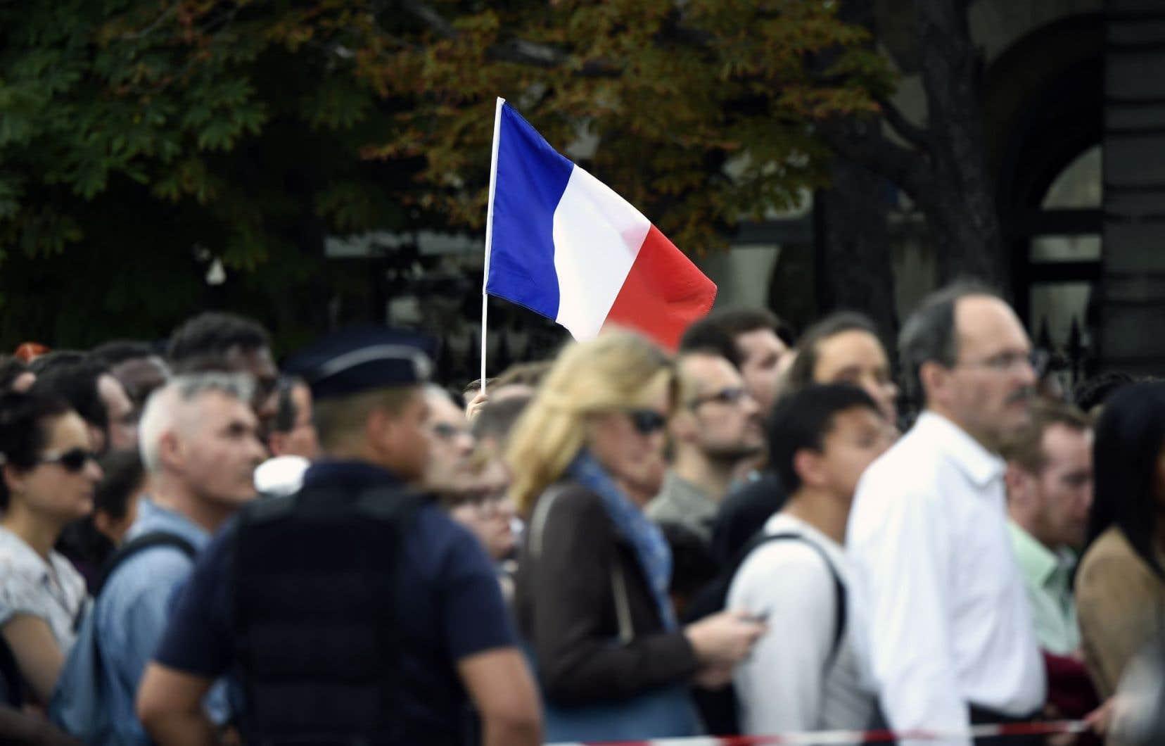 La France a été la cible d'une série d'attaques.