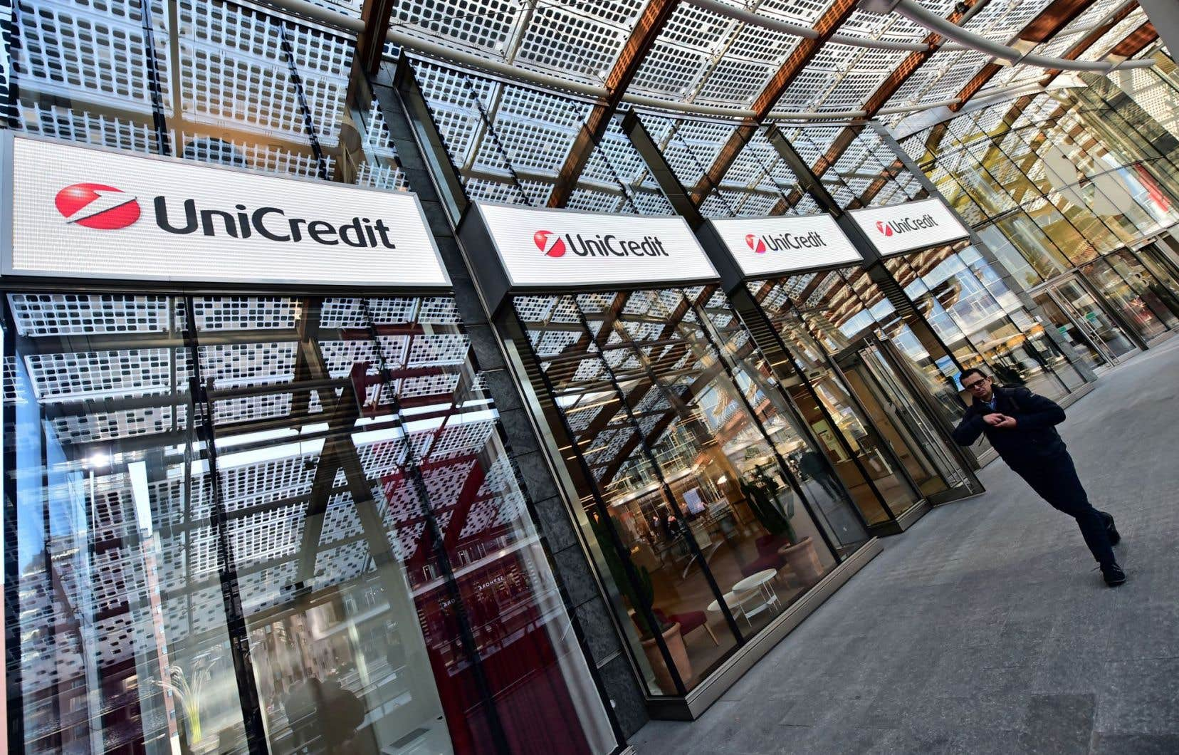 «Les banques italiennes pourraient ne pas en sortir indemnes», estime un analyste financier.