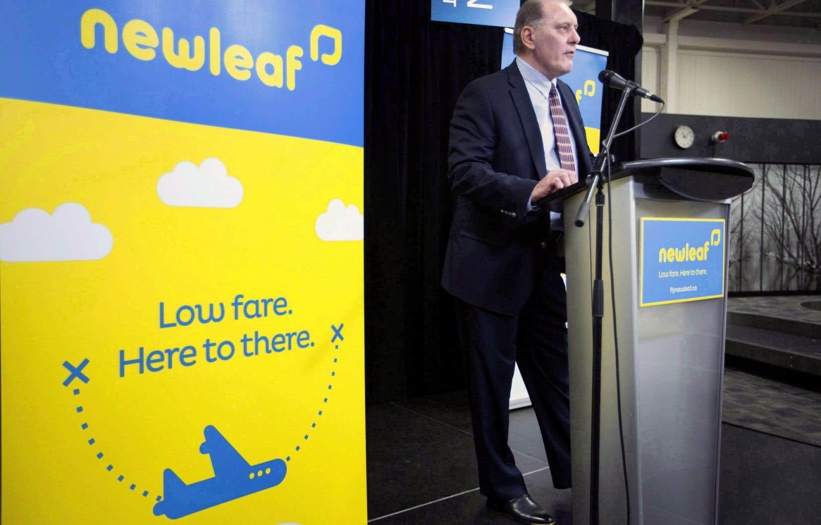 «Nous souhaitons attirer les Canadiens qui ne voyagent pas du tout pour l'instant, puisque les prix des billets sont trop chers», explique le directeur commercial de NewLeaf, Dean Dacko.