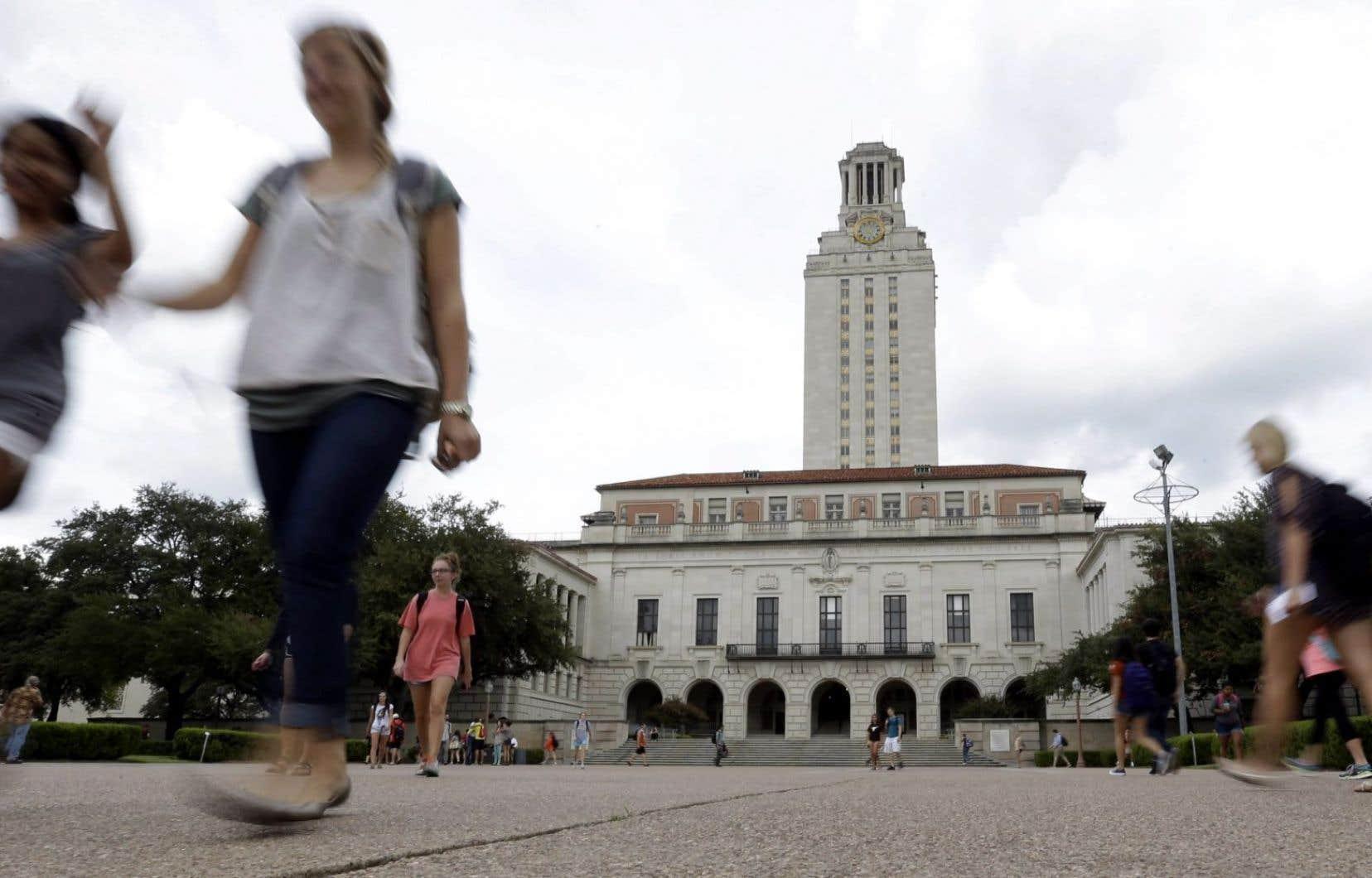 Une fusillade a fait 14 morts, en 1966, sur le campus de l'Université du Texas, à Austin.