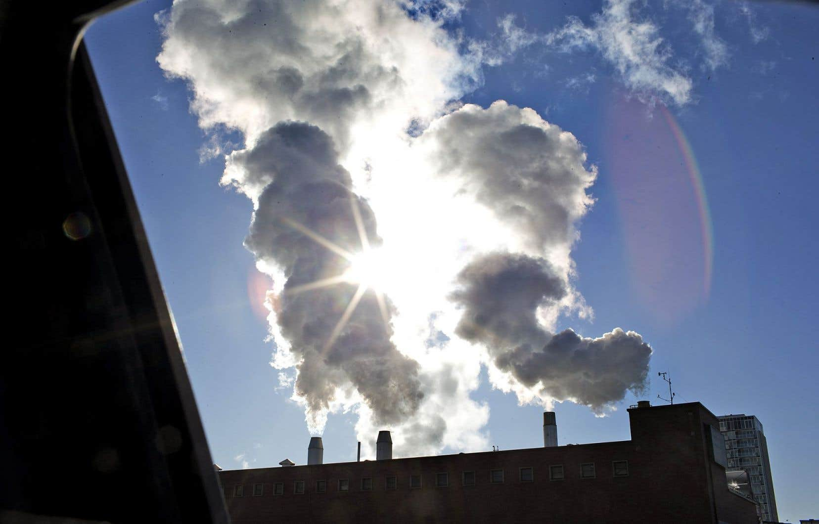 Le «jour du dépassement» tient compte de l'empreinte carbone.
