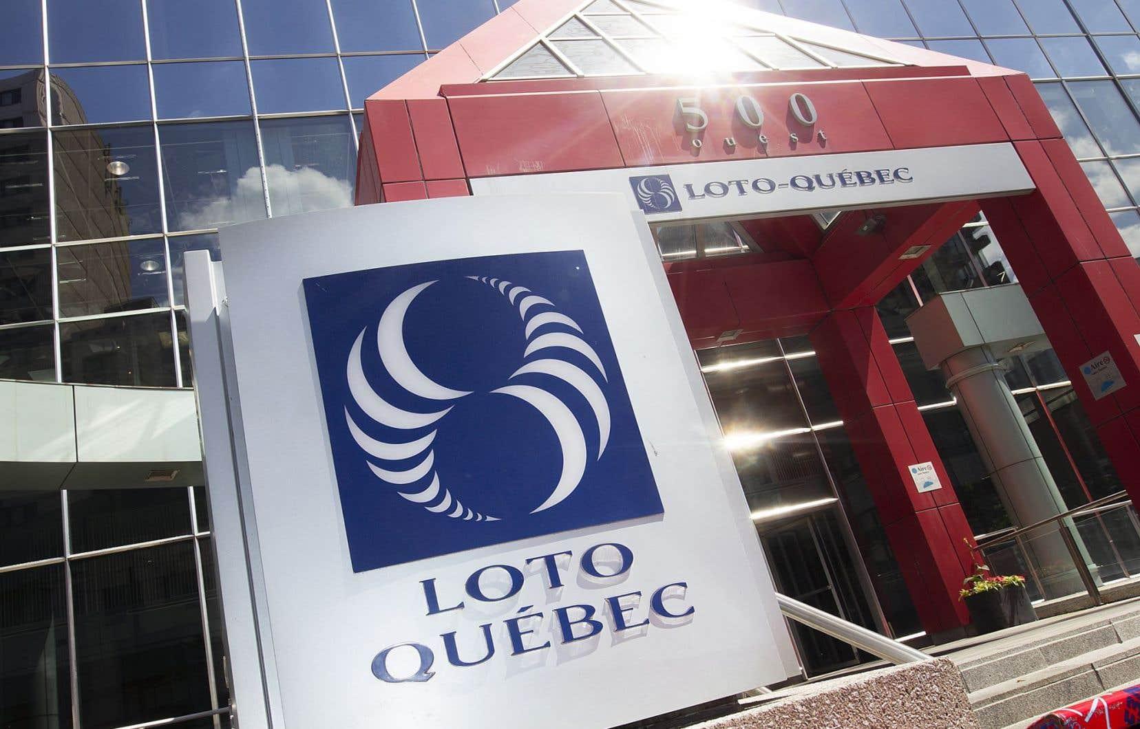 Loto Quebec Portail