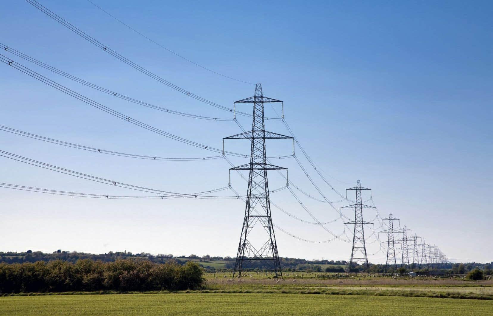 Hydro-Québec, qui veut doubler ses revenus d'ici 2030, ne cesse de vanter son énergie auprès des autres marchés du Nord-Est américain.