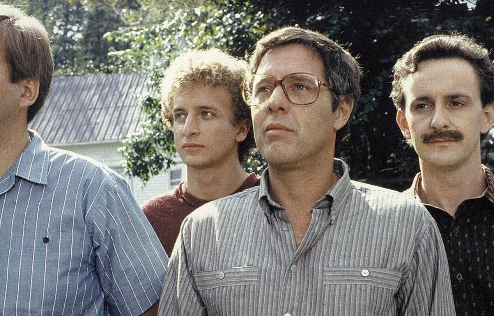 La distrubution du «Déclin de l'Empire Américain», sorti en 1986