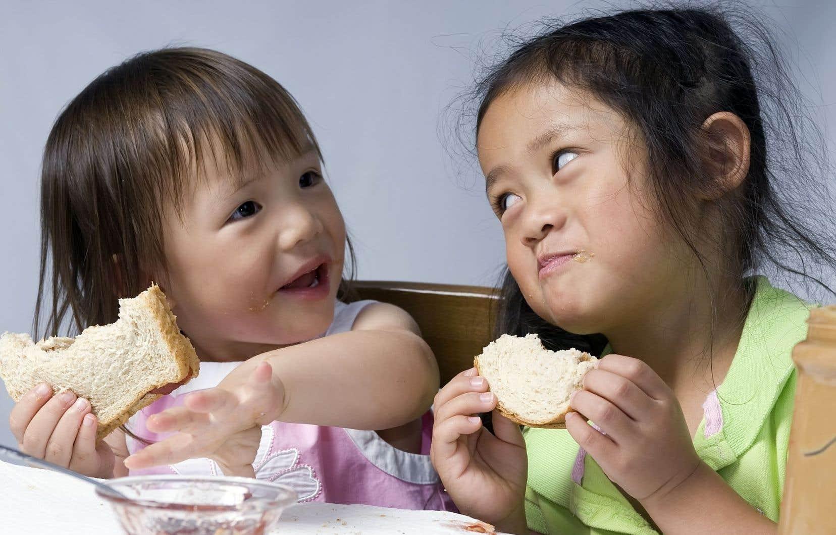 Plus le traitement est engagé tôt dans le cheminement des enfants, plus les chances d'éliminer les allergies sont grandes.