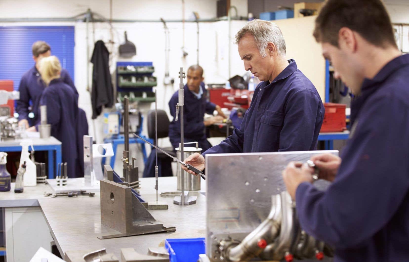 Les PME disent avoir besoin que le Québec accueille plus de travailleurs non qualifiés.
