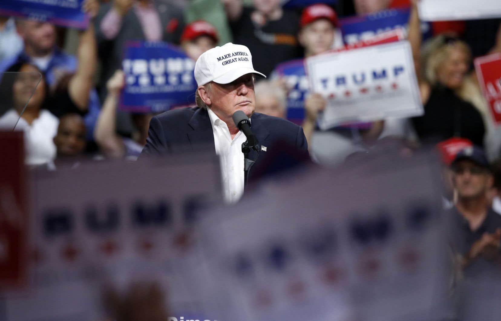 Le cran de sécurité que représenterait le scrutin majoritaire uninominal laisse passer des dangers comme Donald Trump, l'archétype même du démagocrate.