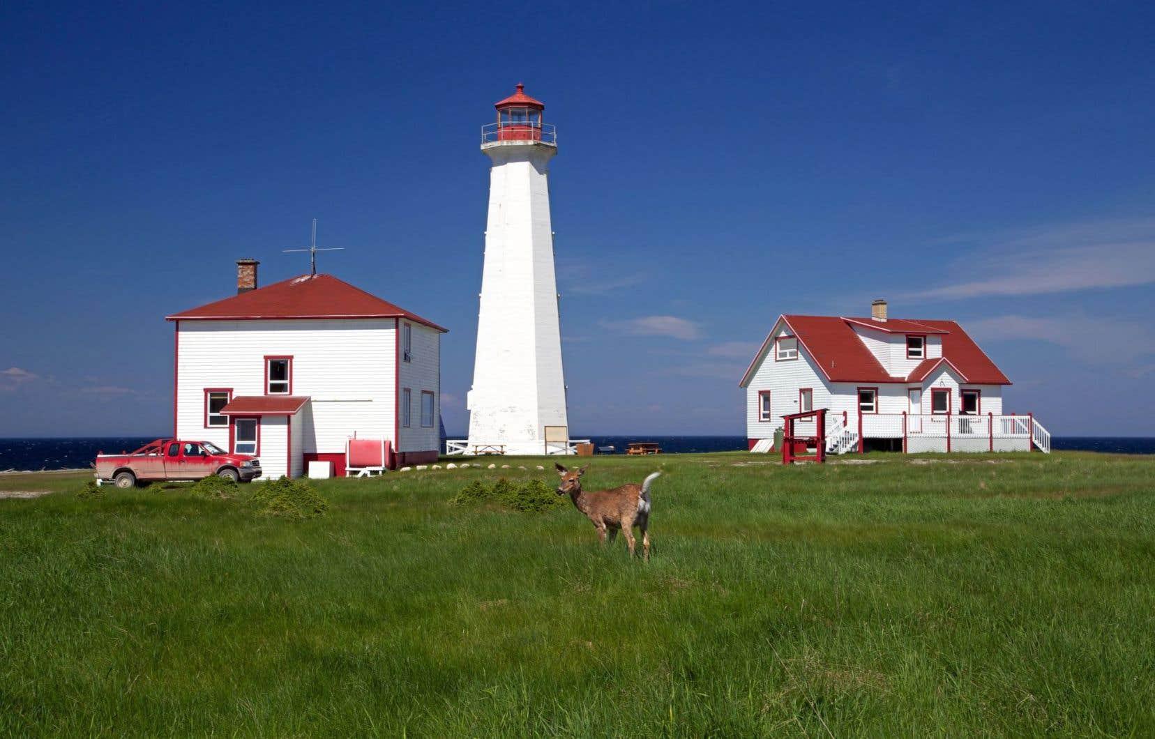 Le maire d'Anticosti, John Pineault, estime qu'il est temps de reconnaître la valeur patrimoniale de la plus grande île du Québec.