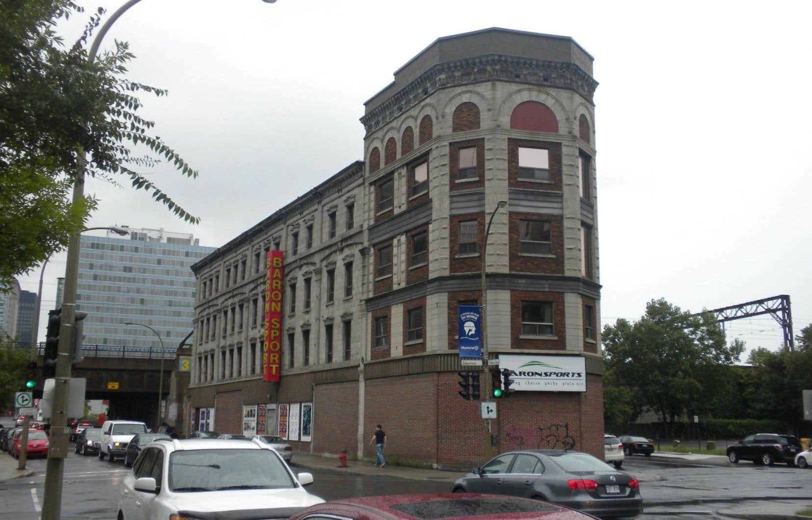 En mai dernier, la démolition possible de l'édifice Rodier avait été évoquée.