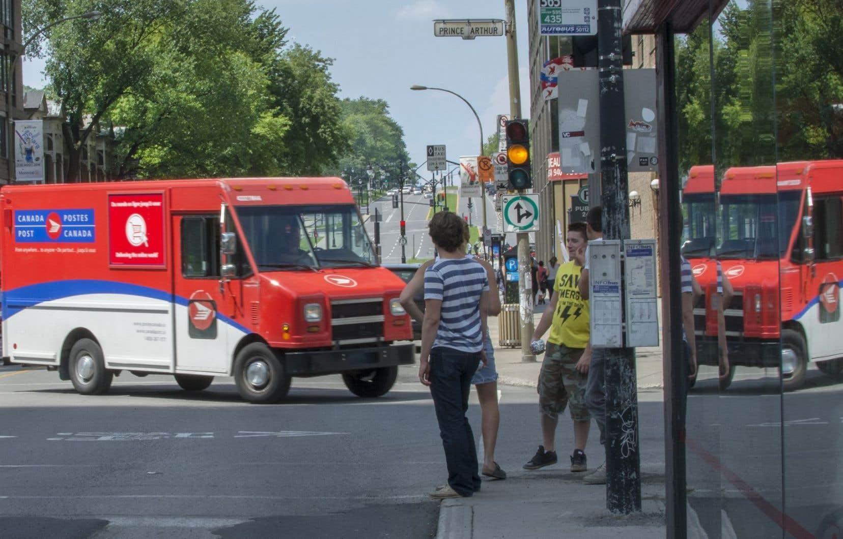 Postes Canada a déjà affirmé que la société ne serait pas en mesure de fonctionner dans le cas d'un arrêt de travail.