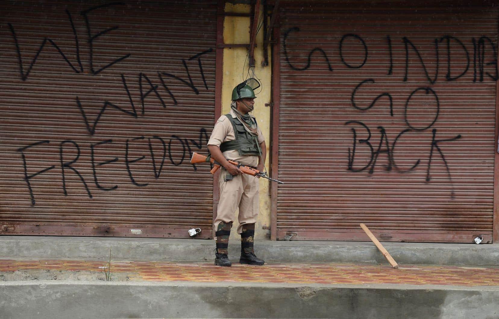 Le Cachemire est l'un des plus anciens conflits continus au monde. Il dure parce qu'il oppose deux États ennemis depuis leur création en 1947.