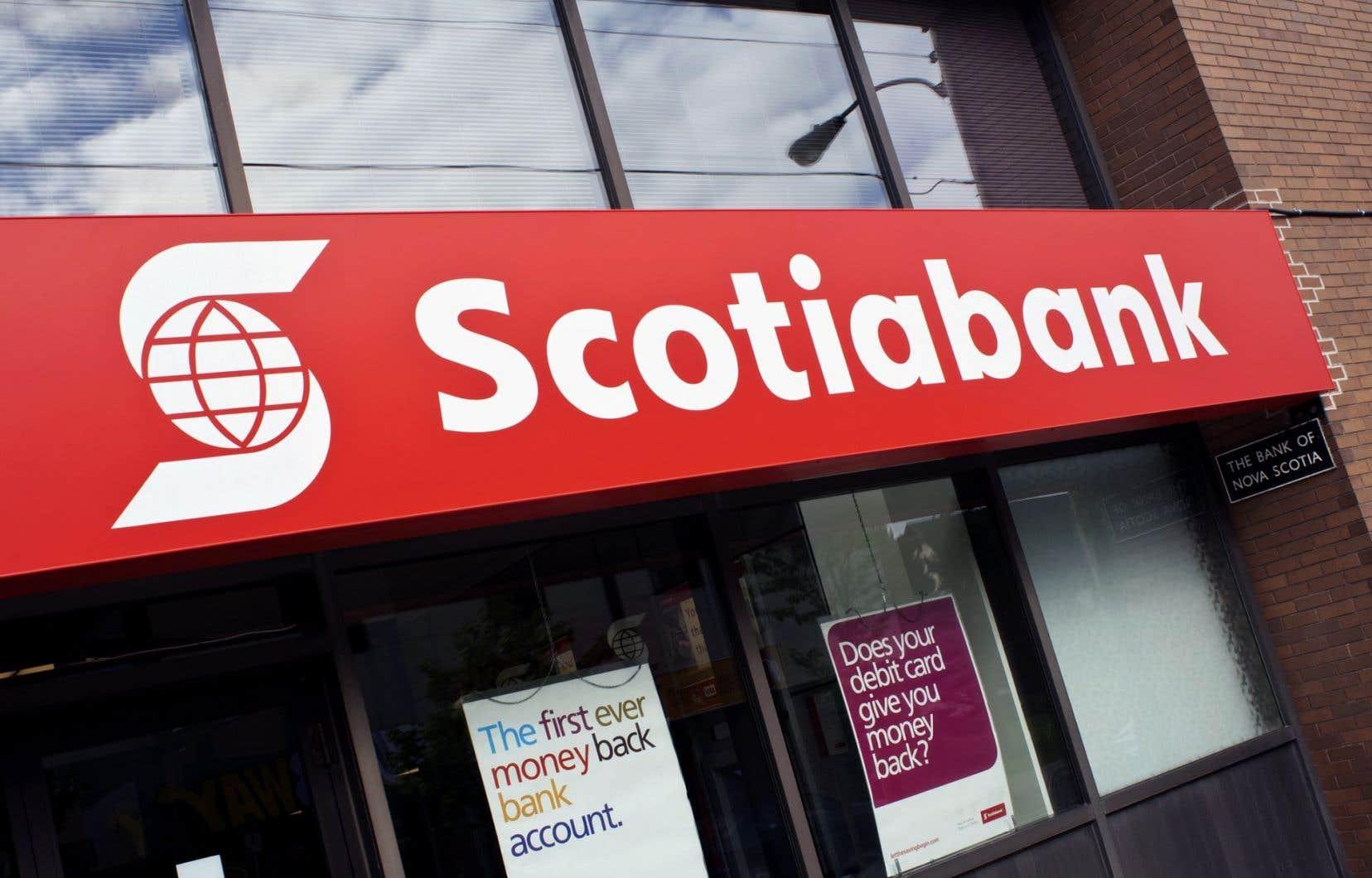 Les dirigeants de la Banque Scotia se sont dits encouragés par le fait que les prix du pétrole semblent avoir trouvé leur valeur plancher.