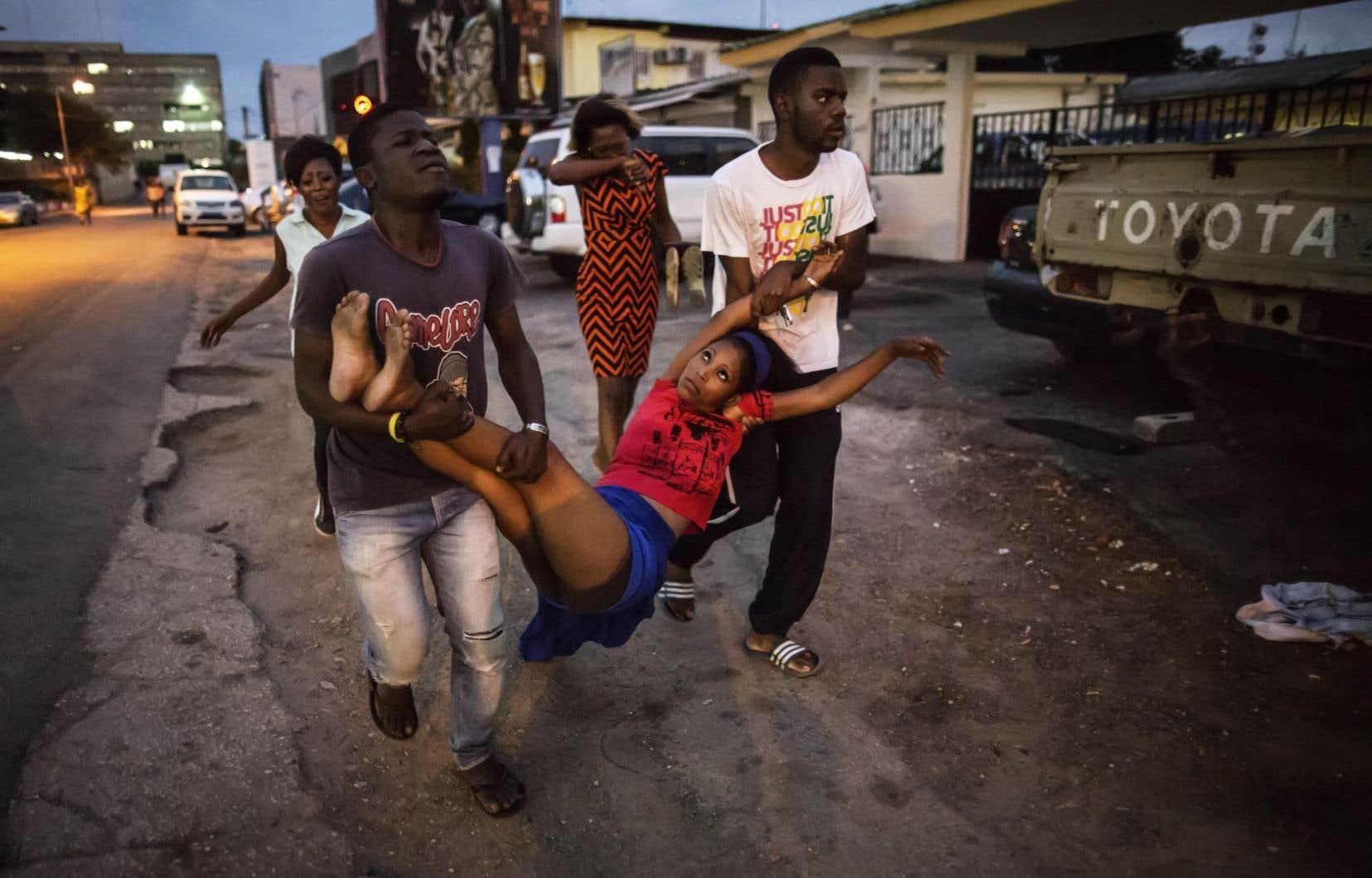 Des violences ont éclaté après la réélection du président Ali Bongo.