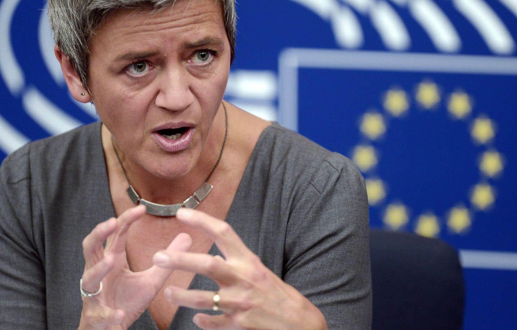 Margrethe Vestager a commencé par faire son chemin dans la vie politique de son pays.