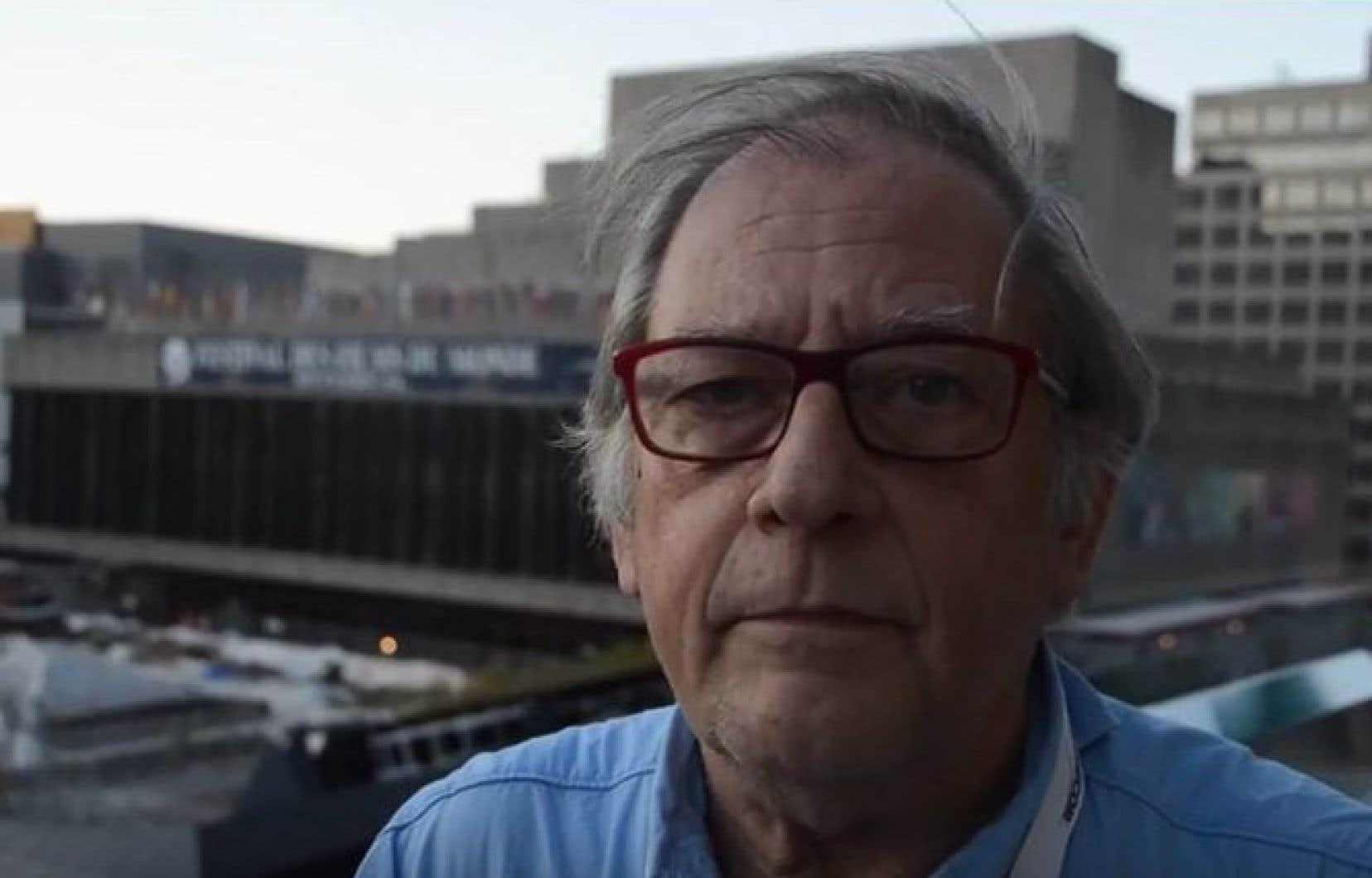 Donald Ranvaud était membre du jury de la compétition mondiale au 40e Festival des films du monde.