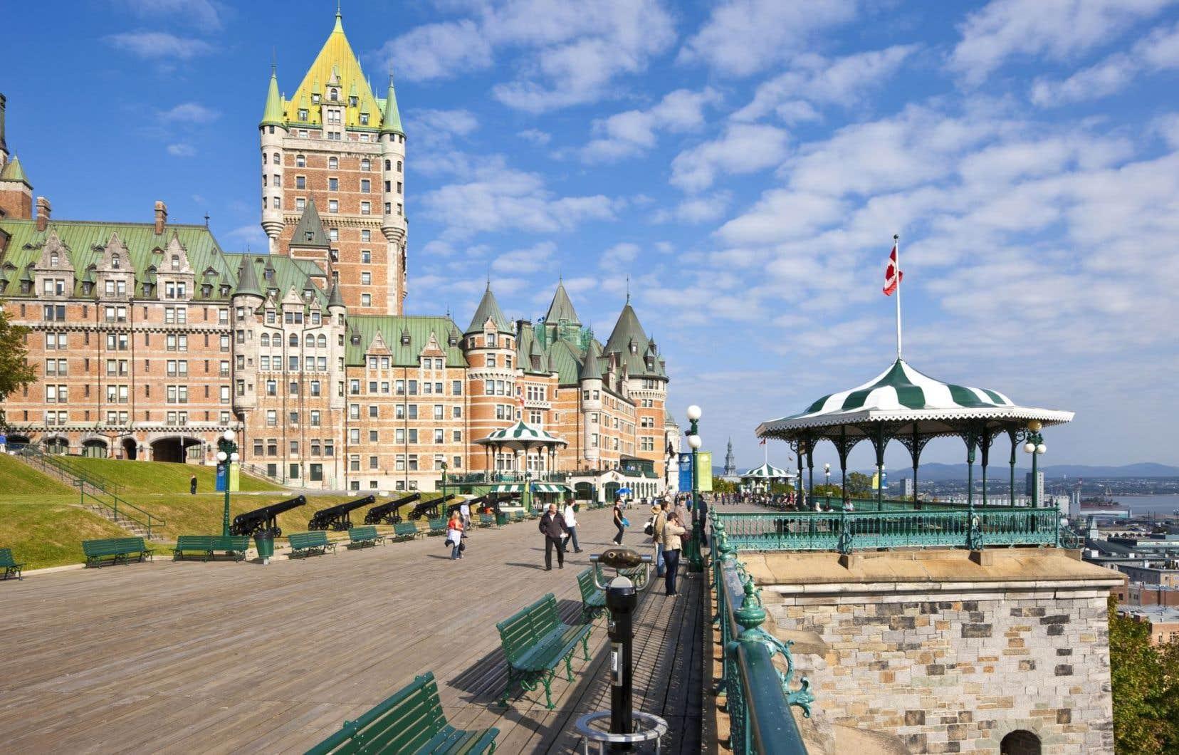 Le projet de loi 109 souligne que la capitale est le lieu<em> «</em><em></em><em>prioritaire</em><em></em><em>» </em>des rencontres internationales et réduit les obligations de la Ville de Québec envers les ministères des Transports et de la Culture, notamment.