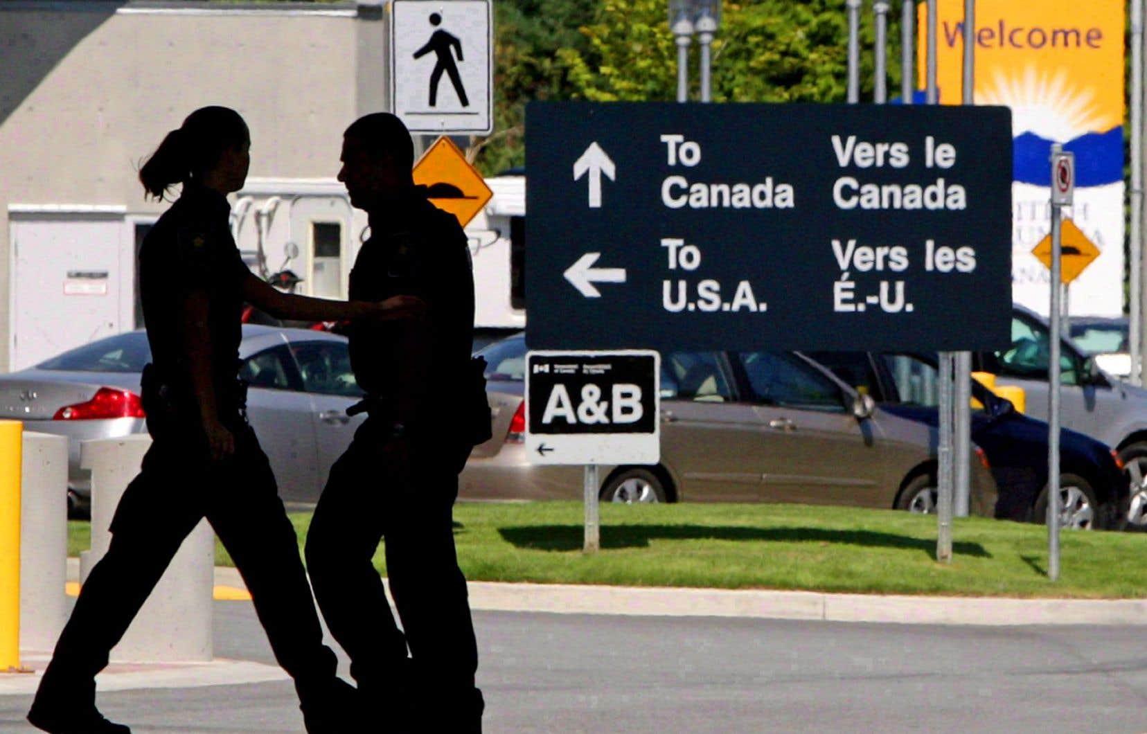 À terme, on compte étendre ces mesures aux autres modes de transport de passagers et de marchandises qui traversent les frontières canado-américaines.