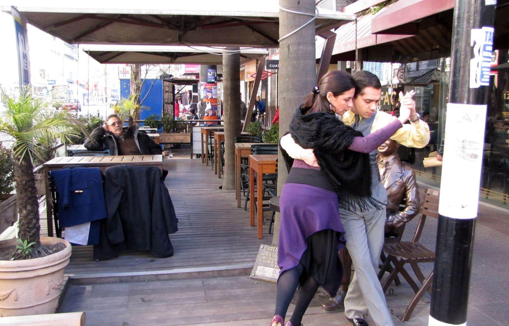 Tango à Montevideo