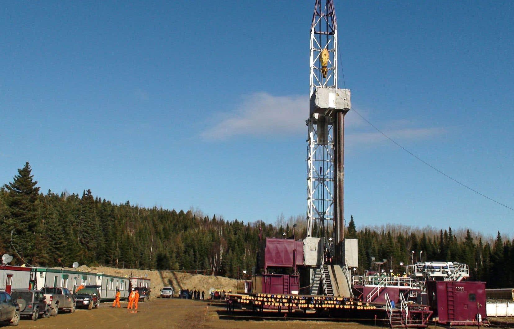 Le secteur de Haldimand pourrait contenir 7,7 millions de barils de pétrole.