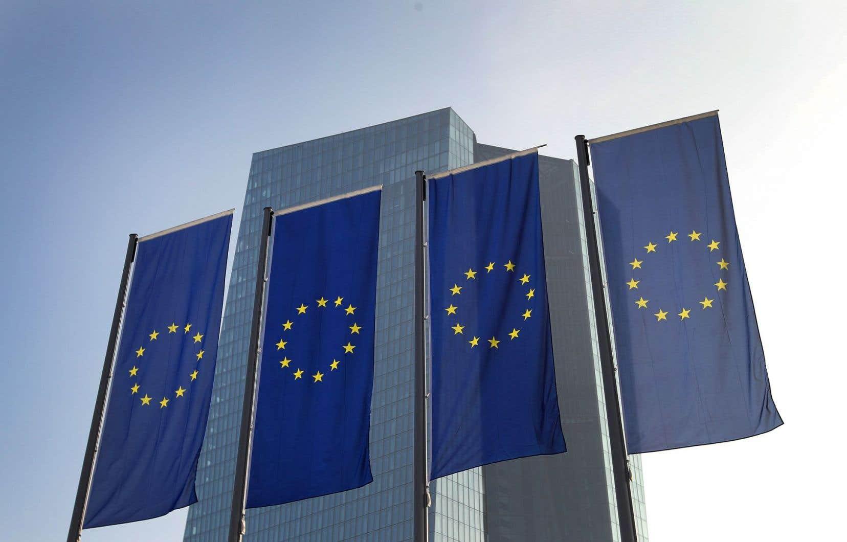 Cela fait maintenant quatre ans que la BCE multiplie les mesures pour relancer l'activité.