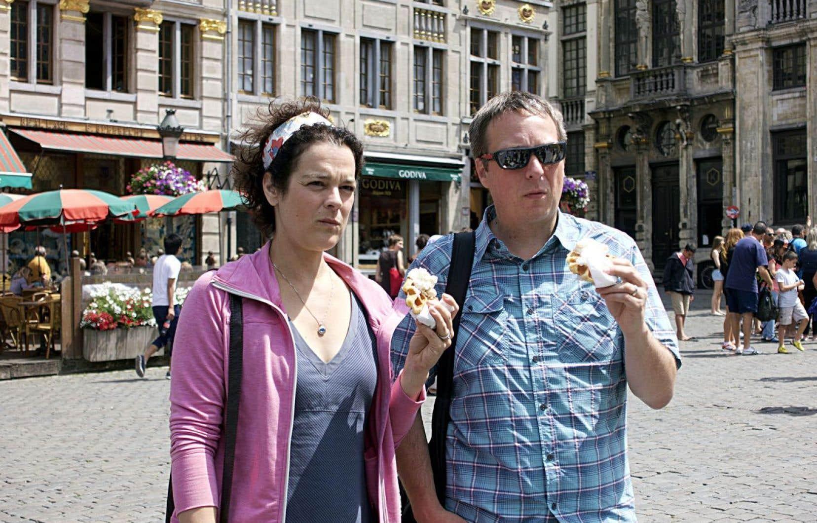 Hélène Bourgeois-Leclerc et Pierre-François Legendre constatent que leur couple est à la dérive.