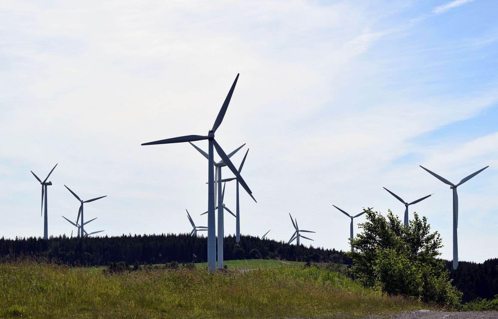 Le projet représente le dernier pan de la stratégie énergétique 2006-2015 du gouvernement du Québec, soit les 200MW restants du vaste chantier de 4000MW d'énergie éolienne.
