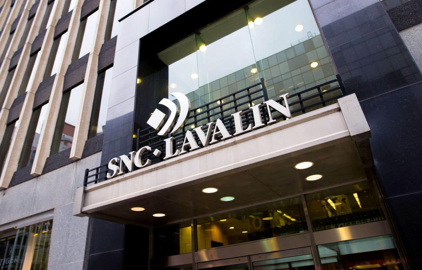 La commission Charbonneau avait permis d'établir que SNC-Lavalin avait versé près de 1,5 million de dollars en contributions illégales au Parti libéral du Québec, au Parti québécois ainsi que sur la scène municipale de 1998 à 2010.