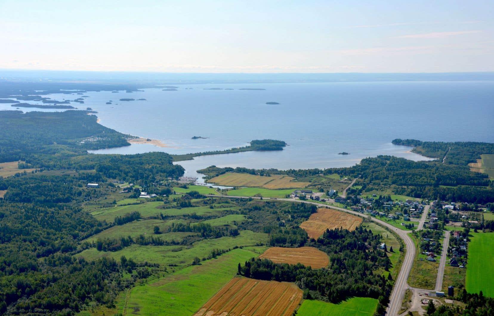 Les citoyens du Lac-Saint-Jean ont actuellement peu de contrôle sur le niveau de l'eau.