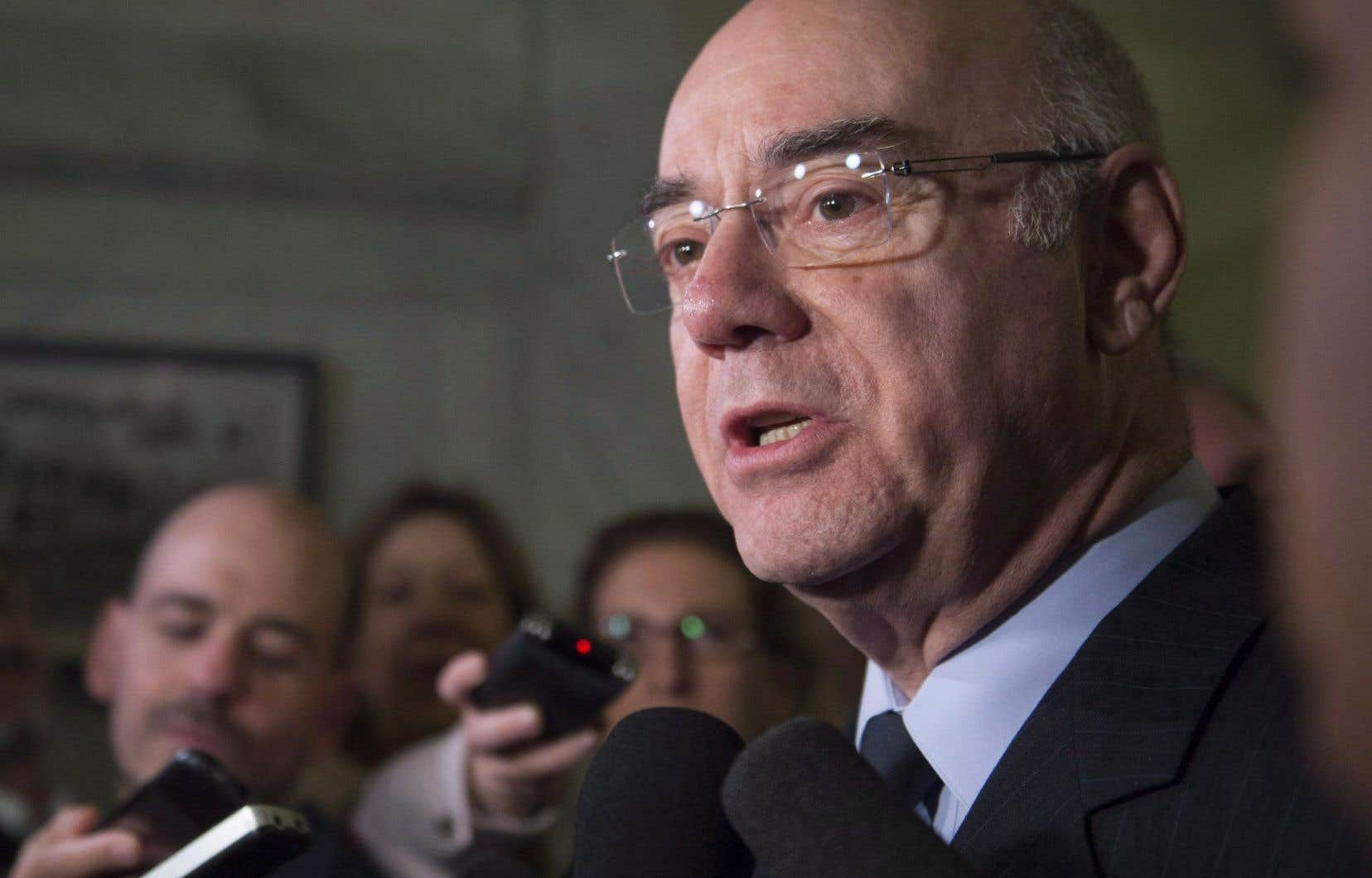 Le PQ, la CAQ et Québec solidaire exigent d'entendre Jacques Daoust, mais aussi le chef de cabinet du premier ministre, Jean-Louis Dufresne, l'ancien patron de Rona, Robert Dutton, et l'ancien ministre des Finances, Raymond Bachand.