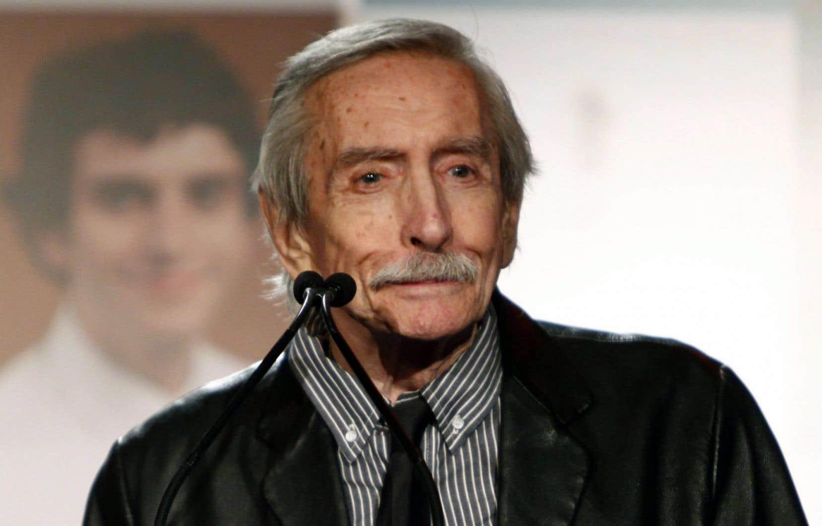 Edward Albee en 2012