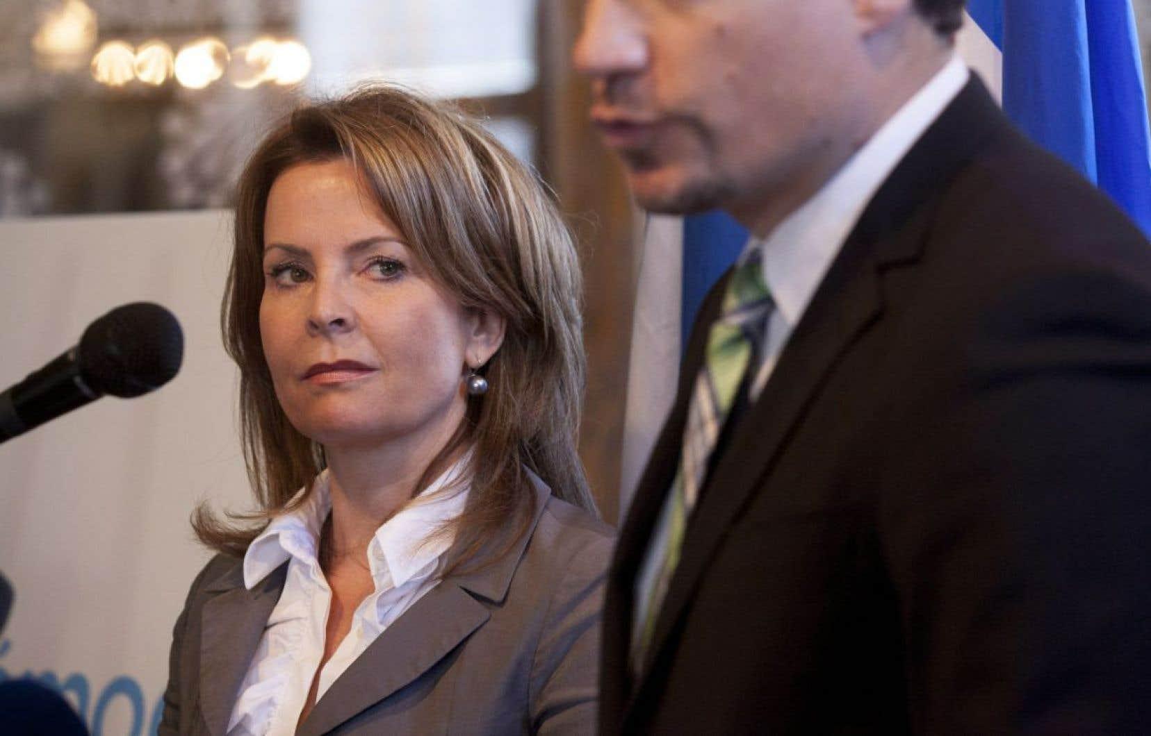 Anne Guérette est actuellement conseillère du district de Cap-aux-Diamants pour Démocratie Québec.