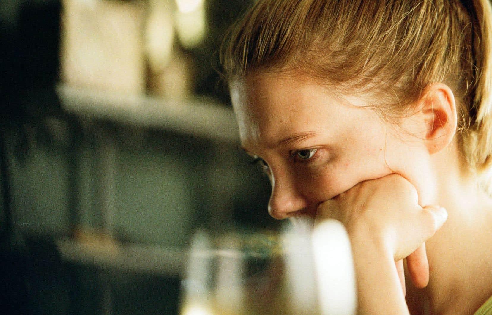 Léa Seydoux joue Suzanne, la petite sœur de Louis, personnage central du film de Xavier Dolan.