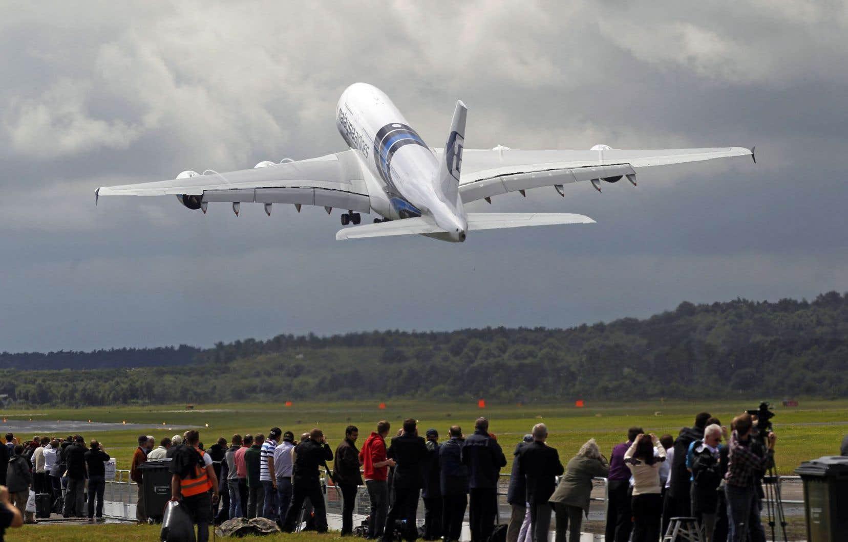 Depuis son lancement en 2007, l'A380 a été commandé à 319 exemplaires par 18 compagnies, et Airbus doit en livrer encore 126.