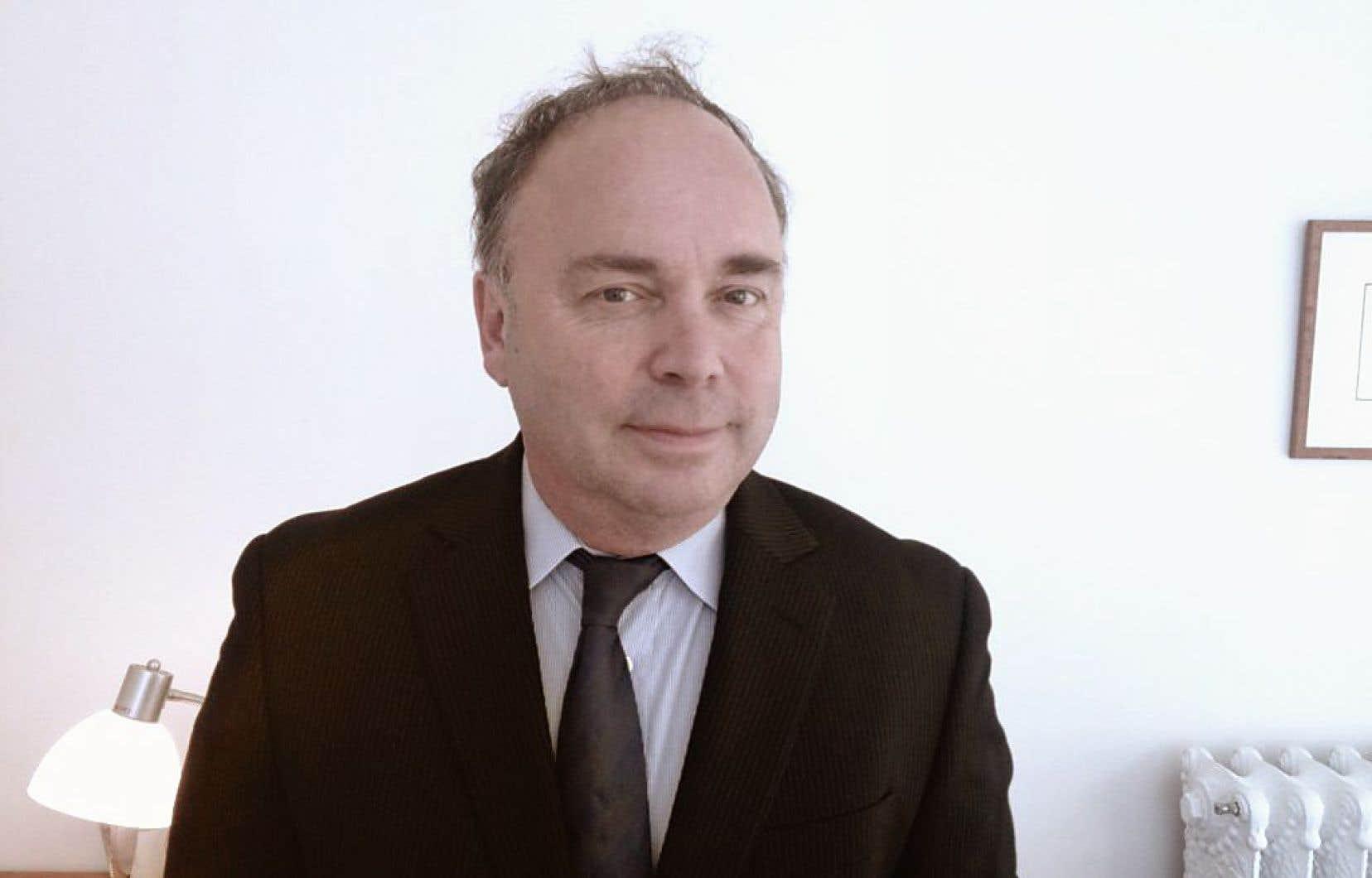 Si sa candidature se confirmait, François Marchand serait le deuxièmeopposant déclaré au maire.