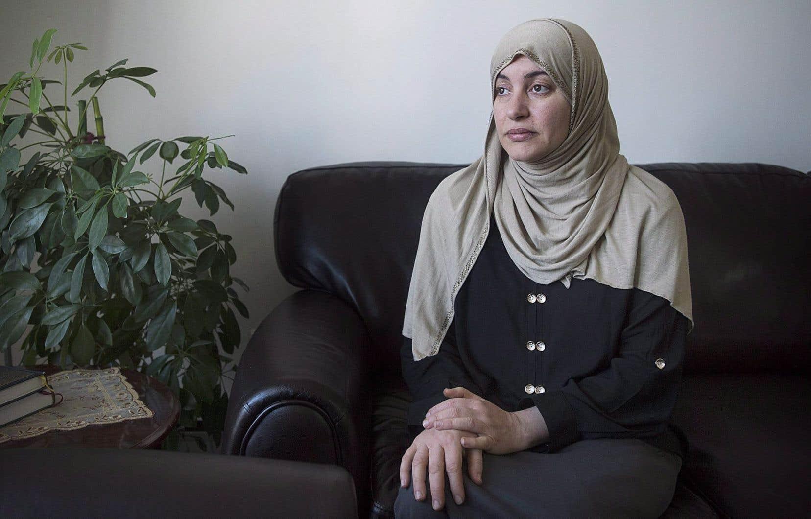 Un an et demi plus tard, l'affaire pour laquelle Raniael-Alloul avait été convoquée au tribunal a été réglée, mais la Montréalaise n'a pas dit son dernier mot.<br />