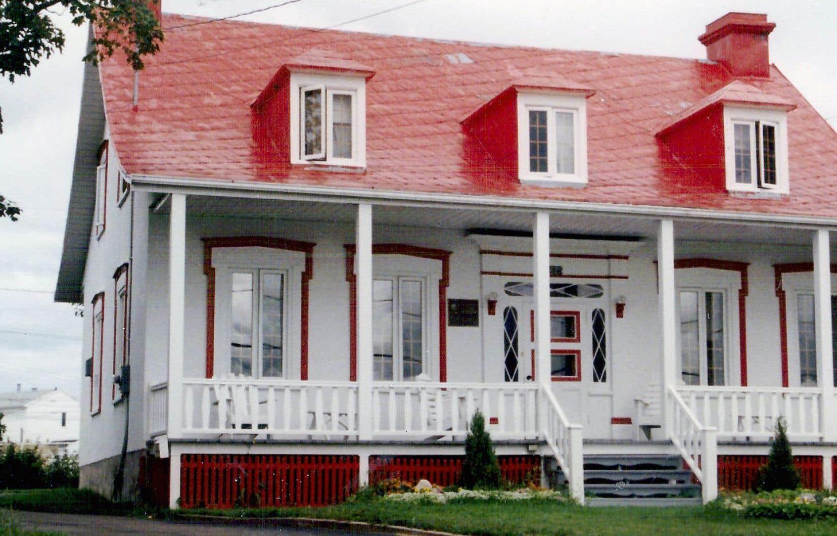 La maison ancestrale Déry de Charlesbourg