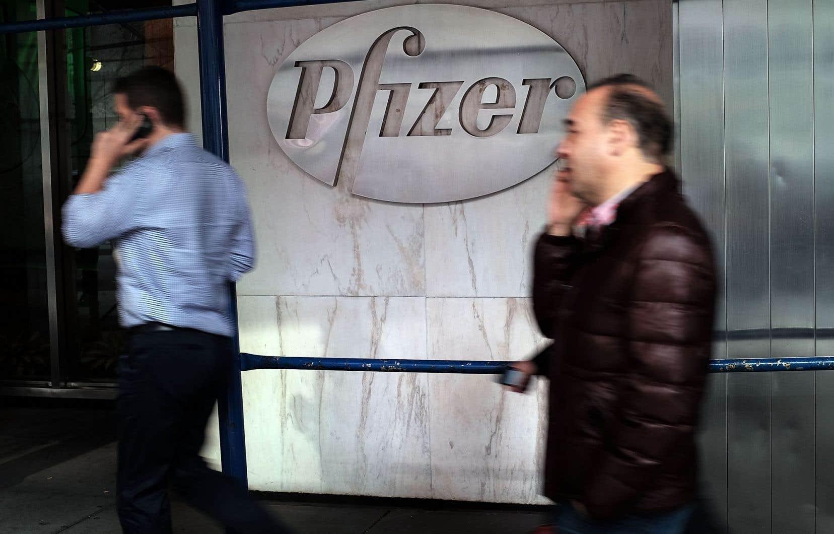 <p>Depuis plusieurs années, Pfizerfait l'objet de critiques de la part d'analystes et d'investisseurs. Ceux-ci font notamment valoir que ses activités pourraient croître plus rapidement si elles avaient lieu au sein de deux entreprises distinctes.</p>