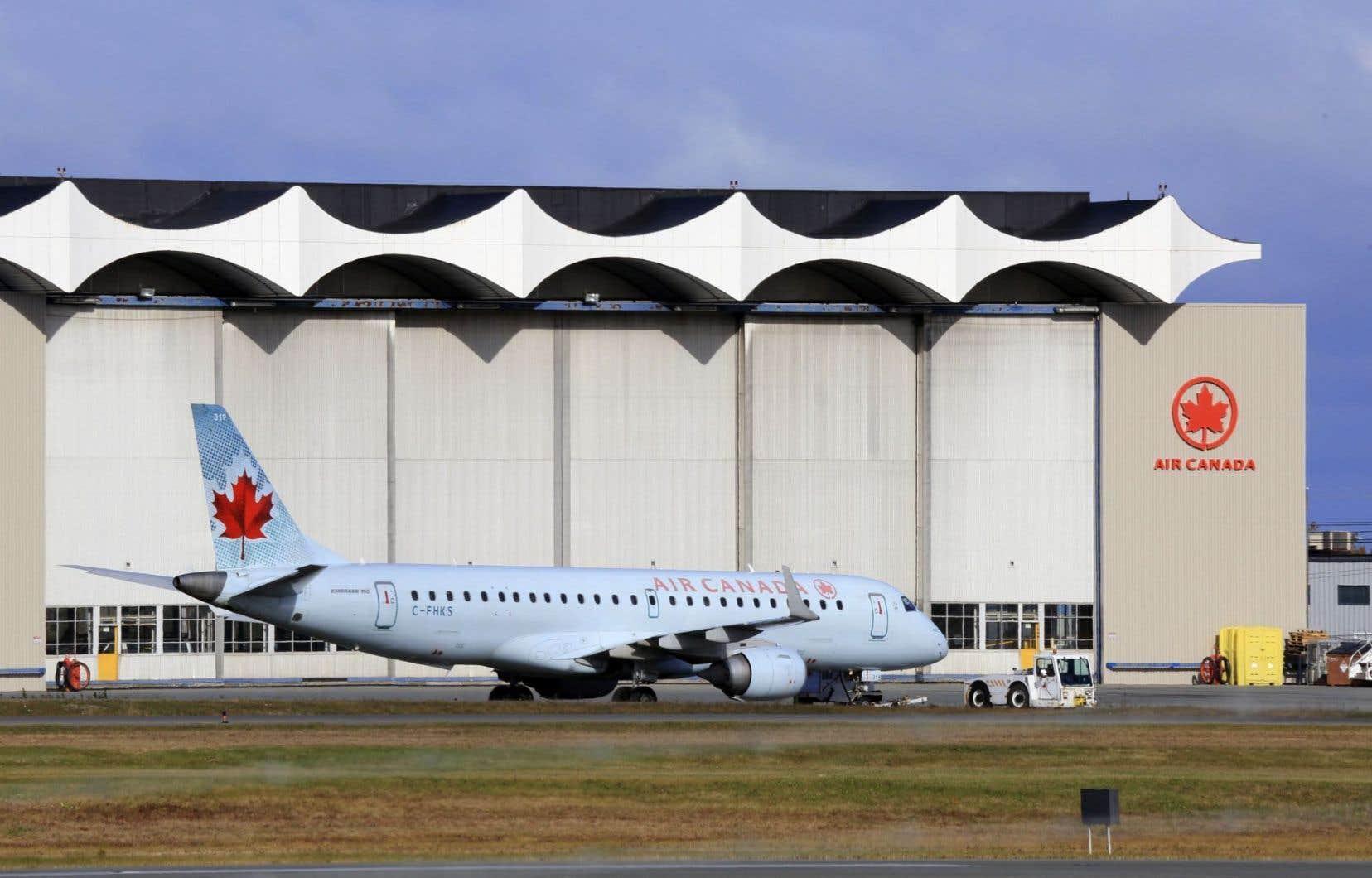 Air Canada a précisé lundi les modalités d'un programme de refinancement de 1,25milliard.