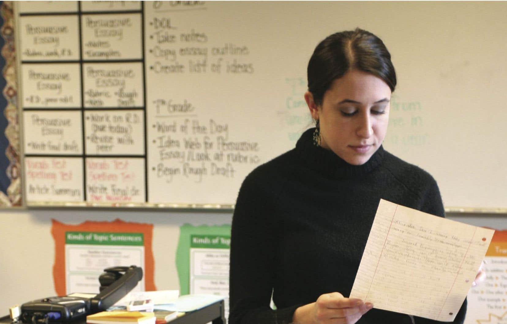 Près de la moitié des élèves du Québec fréquentent soit une école privée soit une école publique à « projets particuliers ».