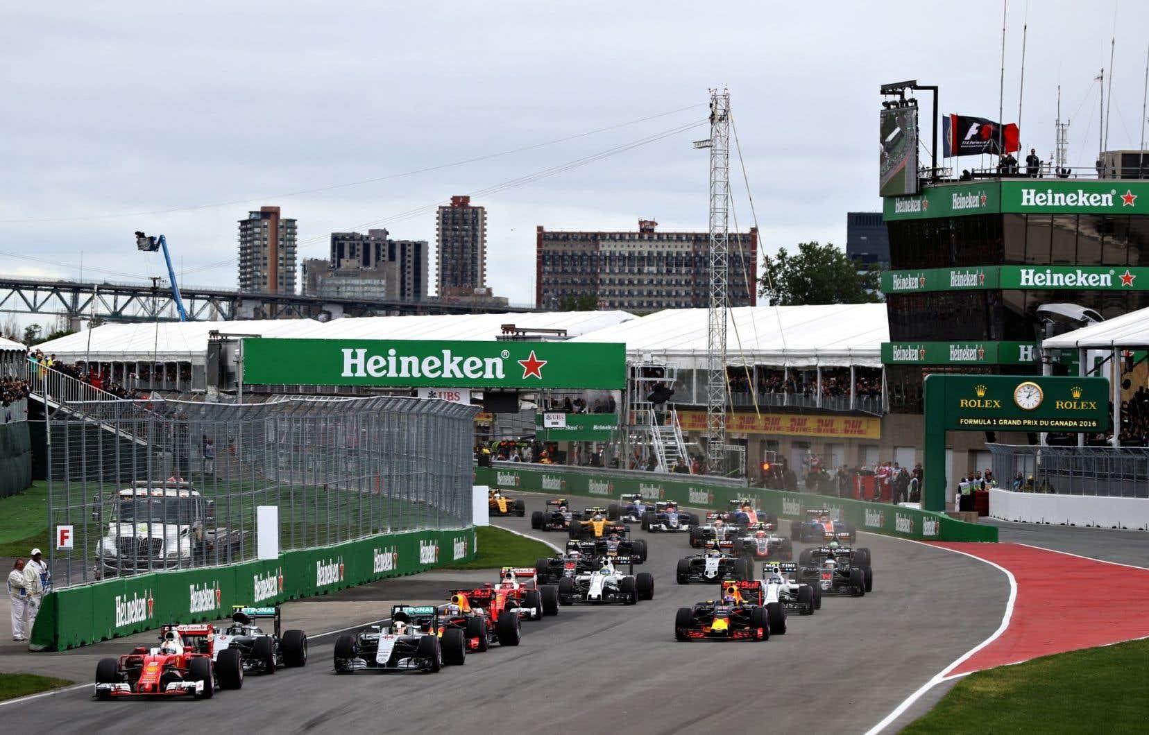 Le Grand Prix du Canada devrait avoir lieu tel que prévu le 11 juin 2017, bien que plusieurs indices au cours des derniers mois aient laissé planer le doute sur sa tenue.