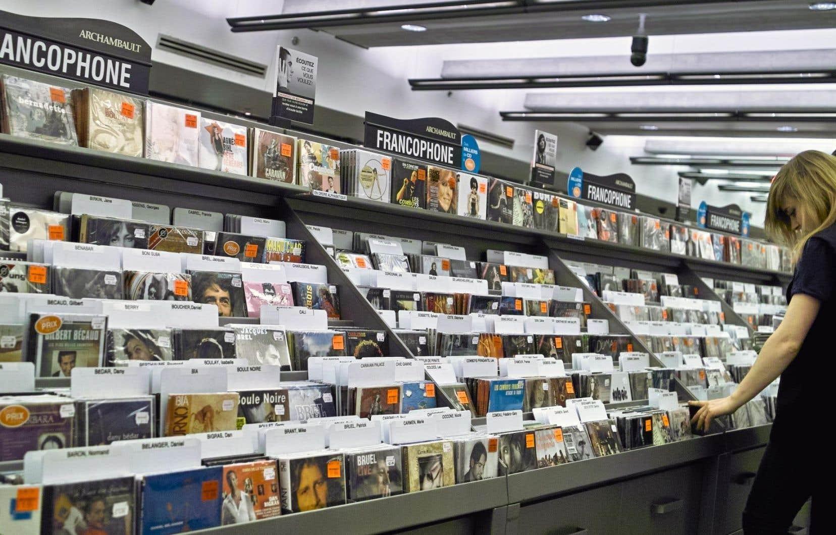 Durant les six premiers mois de 2016 aux États-Unis, les ventes globales d'albums ont reculé de 16,9%.