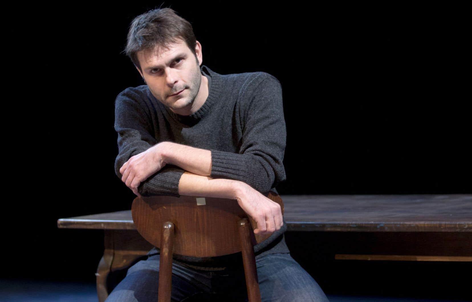 Le récit glissant de «La campagne» met en scène trois personnages fuyants, dont Jérémie Niel souhaite cultiver l'ambiguïté.