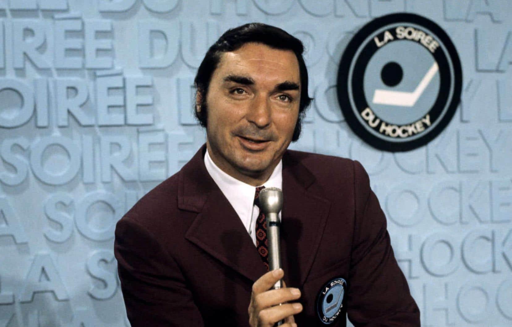 Lionel Duval a accompagné les amateurs de sports pendant la trentaine d'années où il a été employé par Radio-Canada.