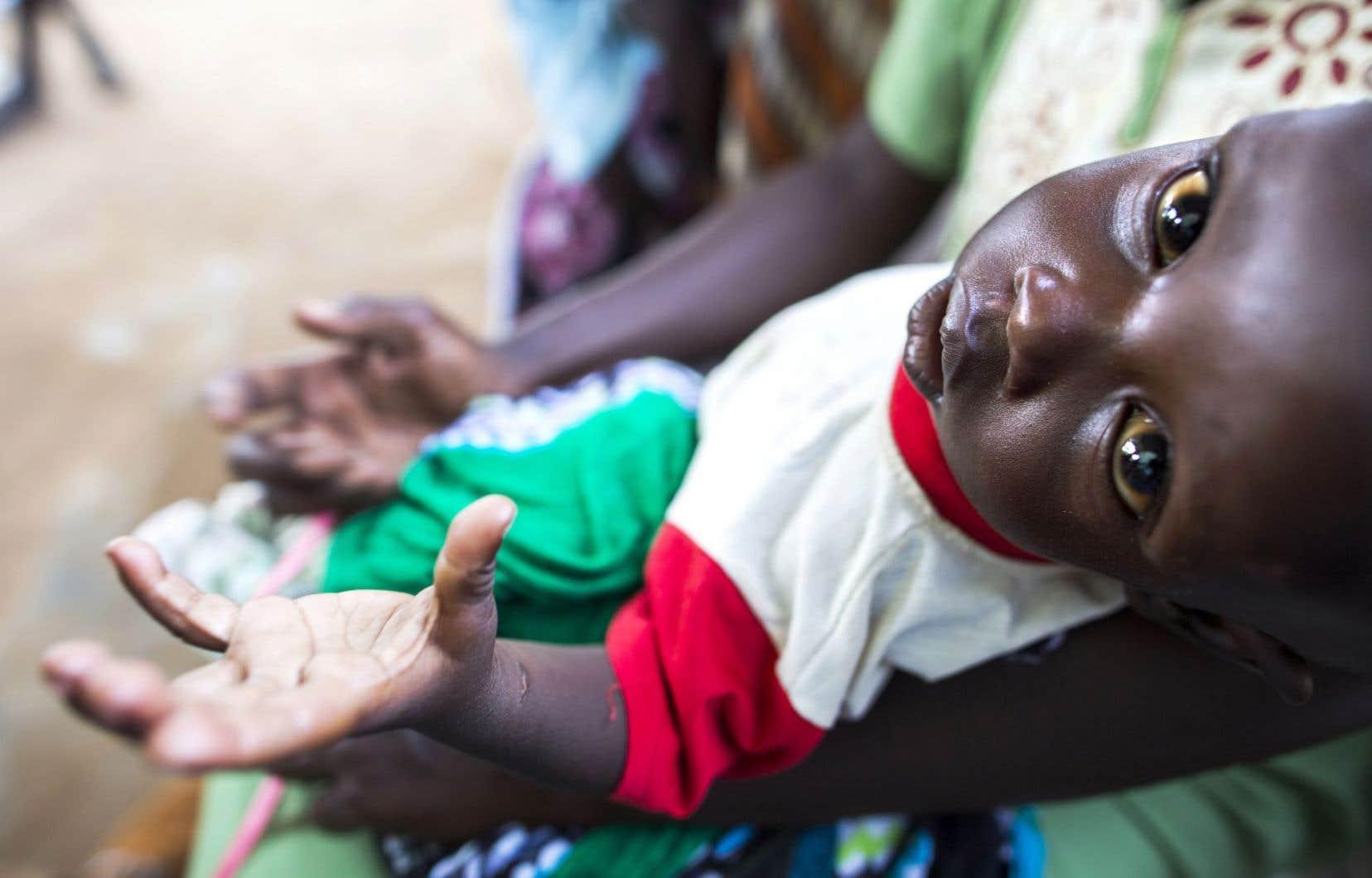 La lutte contre la faim dans le monde fait partie des Objectifs de développement durable.