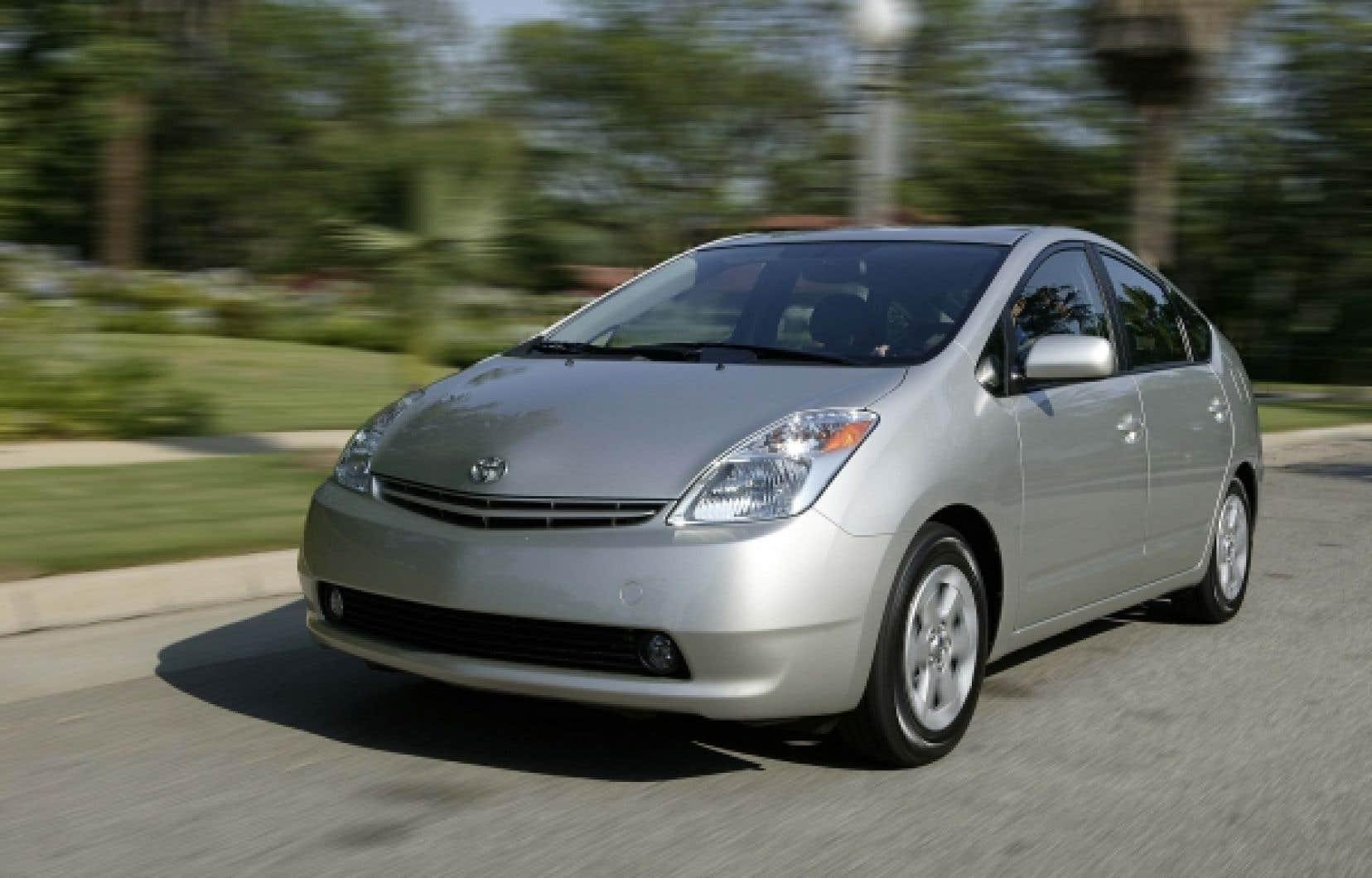 La Prius de Toyota